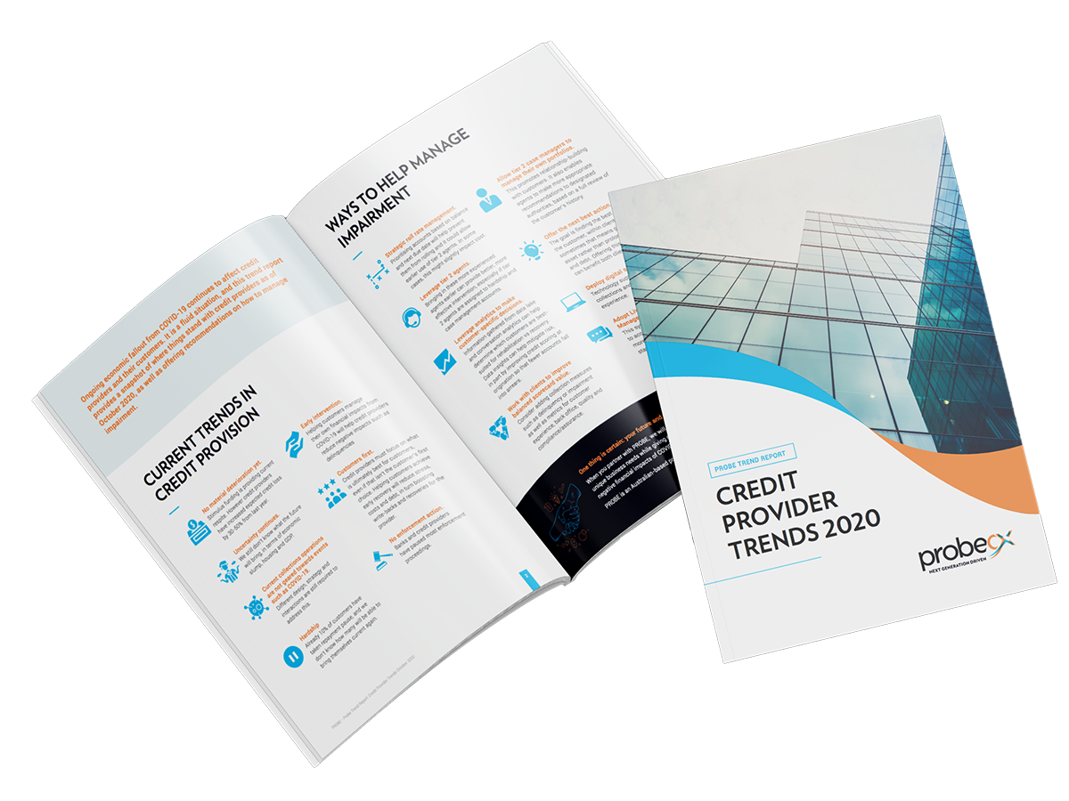 Credit Provider Trends October 2020