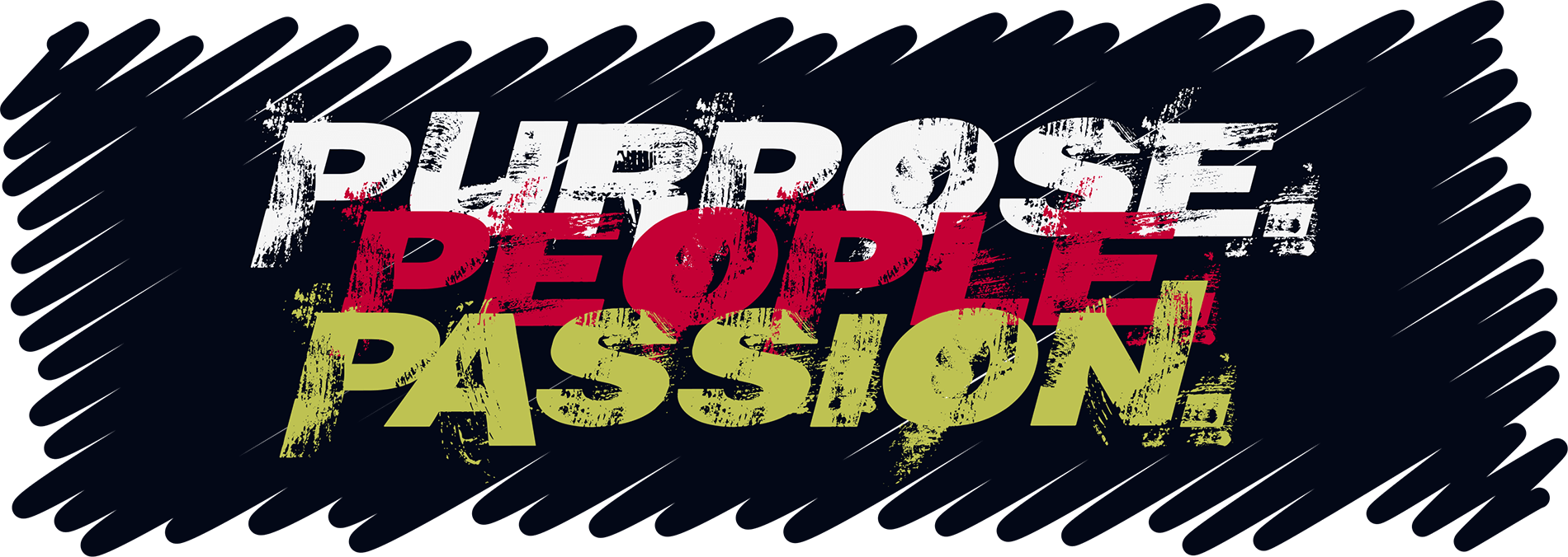 Purpose people passion